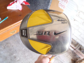 Nike SQ Sumo Driver - Buyer collects