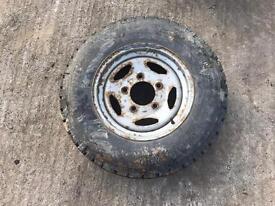 Conway 235/70 R16 Land Rover Wheel