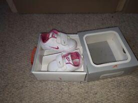 Babies Nike trainers