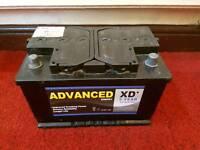 74Ah Diesel car battery