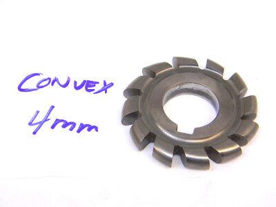 Used Wesstrom Hss Convex 4mm Circle Cutter 22mm Bore 2.17 Diameter
