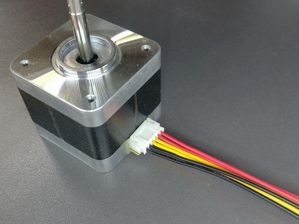 5 Nema 17 Minebea Stepper Motors 64oz Reprap Makerbot Prusa 3d