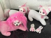 Kitty Surprise and Puppy Surprise Soft Toys