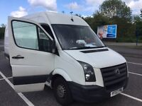 VW Crafter 2007 2.5 tdi high roof spears and repears. £ 1800