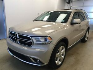 2015 Dodge Durango Limited- Leather, Heated Seats, DVD, Sunroof,