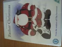 FATHER CHRISTMAS FROM THE MAKERS OF THE SNOWMAN VGC