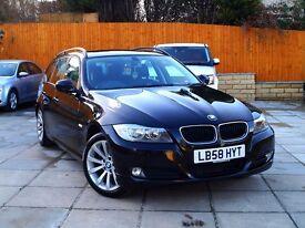 2009 BMW 320D SE TOURING ESTATE ***2 OWNERS, FSH, WARRANTY*** ****** 3 series 318d 325d 330d 520d 5
