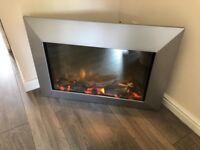 Dimplex SP420 Optiflame Fire Indoor Electric Fireplace