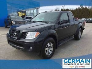 2010 Nissan FRONTIER 4WD KING CAB