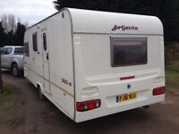 avondale argente 4 berth 2004 year 1 owner from new motor mover