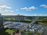 2 bedroom flat in Victoria Wharf, Cardiff, CF11 (2 bed) (#559422)