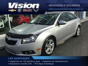 2014 Chevrolet Cruze Diesel ** BAS KILOMÉTRAGE ** 0.9%