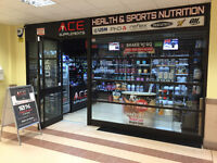 Sales Assistant Required for Sports Nutrition / Supplements Retail Store
