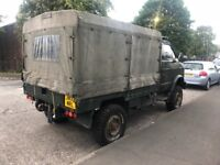 Reynold boughton rb44 camper trailer 4x4