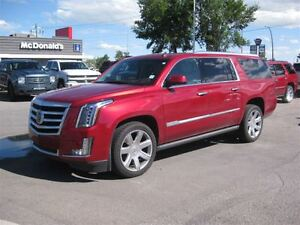 2015 Cadillac Escalade ESV Keyless|REM Start|Camera|NAV|Leather|
