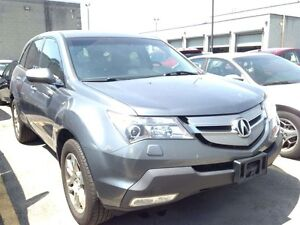 2009 Acura MDX Technology - MOONROOF - LEATHER - NAV - AS IS