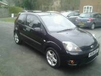 FORD FIESTA 2008 1.6,ZETEC,S TDCi, 91k, New Cambelt Fully serviced.
