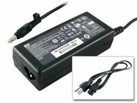 HP 65W (small pin) Original Laptop Adapter/Charger - Rs 1800