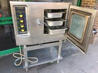 CONVECTION FAN OVEN CATERING COMMERCIAL FAST FOOD RESTAURANT CAFE KEBAB CHICKEN RESTAURANT SHOP