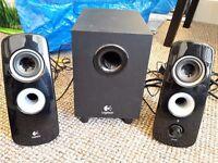 Logitech Speaker System Z323 - self collect only