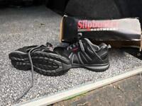 Brand new hard toe cap shoes