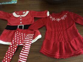 Baby Girl Winter Bundle