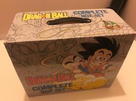 Dragon Ball Manga Box Set
