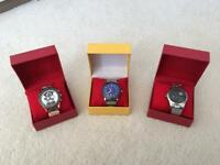 Brand new men's watches