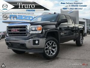 2015 GMC Sierra 1500 LEATHER! 3.5'' LIFT! ALL TERRAIN TIRES AND