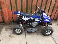 Kids 50cc mini quad bike plus spares sell or swap