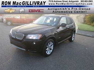 2014 BMW X3 xDrive28i..Multimedia Interface..Panoramic Sunroof