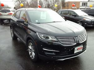 2015 Lincoln MKC C- HEATED FRONT SEATS & MIRRORS, REAR VIEW CAME