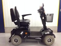 Drive Regatta Mobility Scooter - Stunning Black