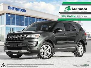 2016 Ford Explorer XLT Leather/NAV Only 10,000KMS & PST PAID!!