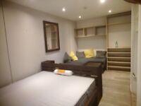 Refurbished Interior designed Studio/Bedsit in Leafy Castlebar Park