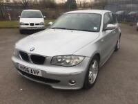 2006 bmw 118d sport 6 speed push start ac cd abs genuine sport bucket seats sport body kit alloys