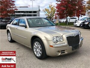 2009 Chrysler 300 *LIMITED*LEATHER*SUNROOF*ALLOY WHEELS*