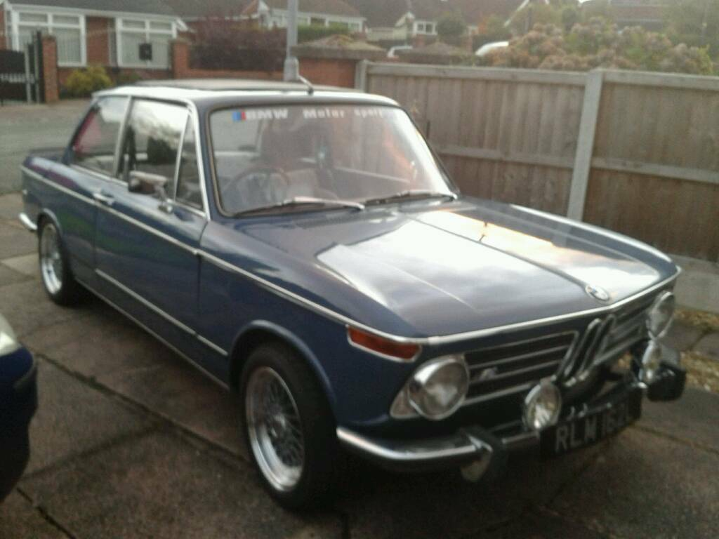 bmw 2002 tii in stoke on trent staffordshire gumtree. Black Bedroom Furniture Sets. Home Design Ideas