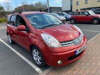 2008 NISSAN NOTE 1.6 PETROL + IMMACULATE CONDITION