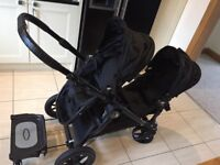 Baby jogger city select double stroller buggy pram
