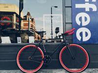 GOKUCYCLES free to customize single speed bike road bike track bike fixie fixed gear bicycle ff