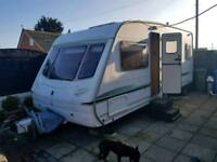 Abbey adventurer 318 fixed bed 2004