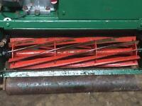 Ransomed super certes cylinder mower