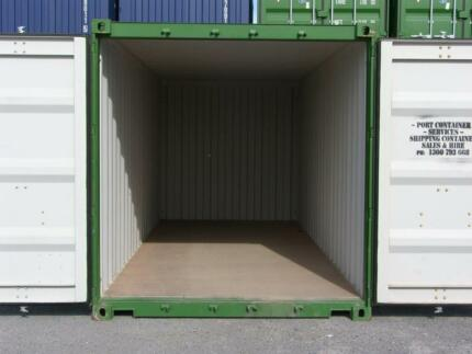 Need Storage - Hire a Shipping Container