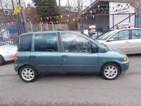 Fiat Multipla 1.9 JTD ELX 5dr