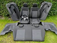 Corsa d Full Interior, Seats, Door Panels