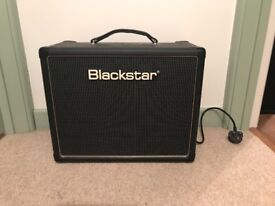Blackstar ht5 guitar amplifier in as new condition