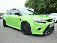 2010 10 FORD FOCUS 2.5 RS 3d STAGE 2 LUX PACK 1 CALL 01224774455