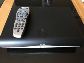 Sky + HD Box & Brand New Cables