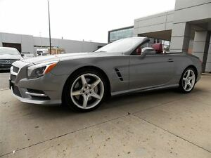 2013 Mercedes-Benz SL-Class SL550, Magic Sky, Distronic Plus, Pa